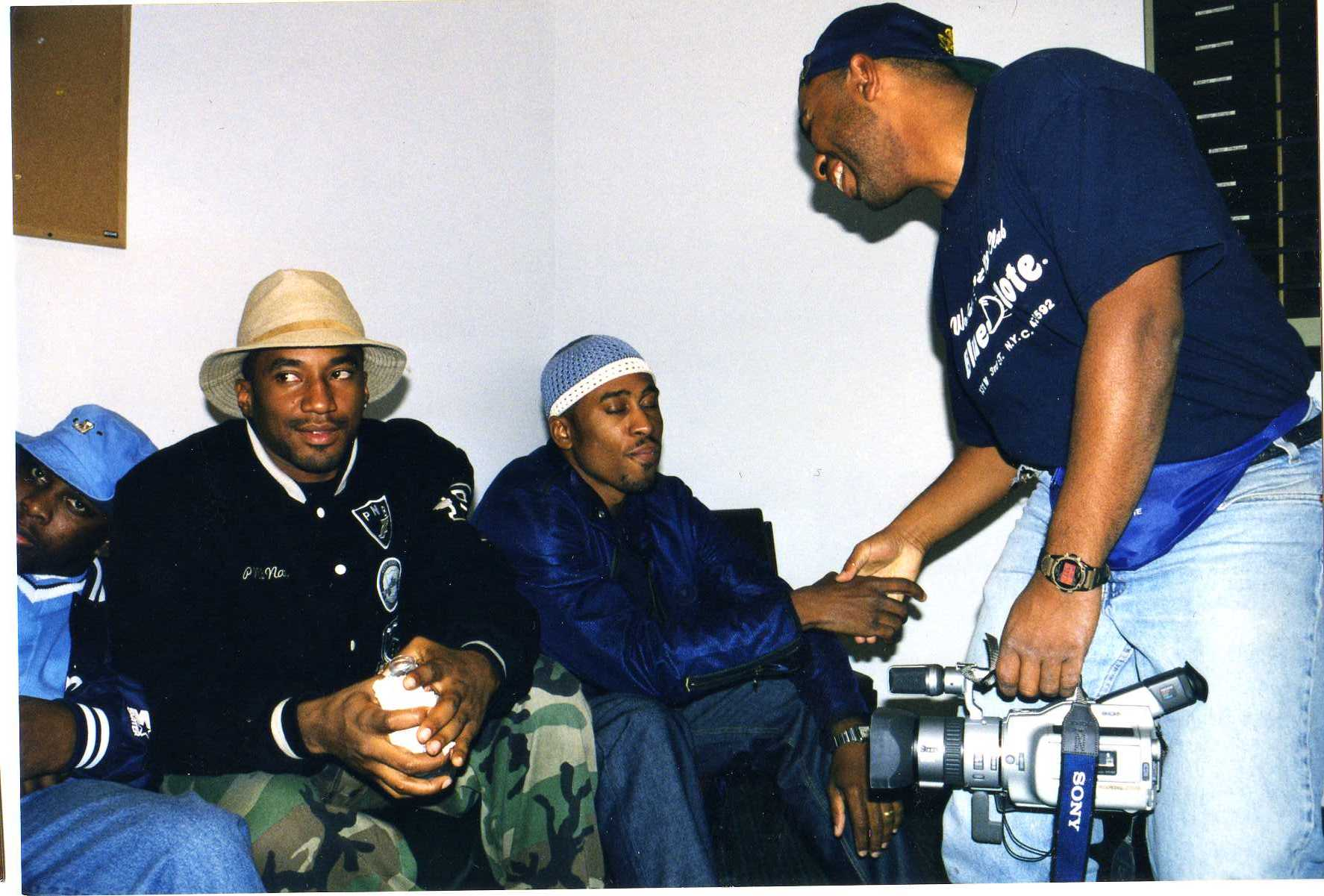 me and a tribe called quest