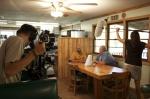 Ken Wyatt conducting interview with Jim.jpg